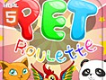 What kind of pet is the perfect match for you? Let chance decide in this fun animal roulette and dre