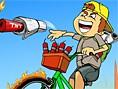 Bedava Ni?an ve ?sabet Oyunlar? Online Newspaper Boy, Gazeteci Çocuk Oyununa ho?geldin! Bisikletine
