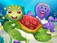 En Yeni Bak?c? Oyunlar? Online Turtle Care 2, Minik Kaplumba?an?n sana çok ihtiyac? var, ona yard?mc