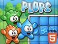 Online E?lenceli Ak?l Zeka Oyunlar? Blobs Plops e?lenceli bir zeka puzzle oyunudur. Oyunun amac? oyu