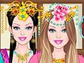 En ?yi Kültür Giysi Oyunlar? Gorgeous Chinese Princess, bu seferki moda turumuzda Ç