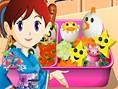 Saras Cooking Class: Bento Box