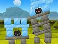 Bedava Flash Beceri Oyunlar? Online Catapon, Koca Sapan ile kuleleri devirmeye haz?r m?s?n? Faren il