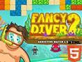 En Yeni Html5 Oyunlar? Online Fancy Diver 2, ilk bölümde de oldu?u gibi dalg?ç?n sa