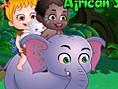 En ?yi Bak?c? Oyunlar? Online Baby Hazel African Safari, Ünlü bebe?imiz Hazel bu sefer ail