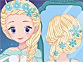 Bedava Kuaför Oyunlar? Online Beauty Queen Wedding Braids, Kraliyet ailesinden olan k?z?m?z?n s
