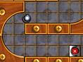 Bedava Zeka Oyunlar? Online Marblous Maze, Labirent içersinde topun kolayl?kla geçebil