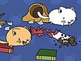 Verspielte Kätzchen