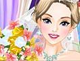 Bedava K?z Oyunlar? Online Princess Wedding Makeover, Prenses dü?ünü için haz?