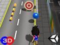 Sokak 3D Koşu