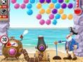 En Yeni Balon Patlatma Oyunlar? Online Bubble Shooter Pirate, renkli toplar? patlatmaya haz?r m?s?n?