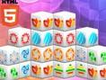 En Yeni Zeka Oyunlar? Online Super Mahjong 3D, harika bir html5 oyunu olan süper mahjong 3d, is