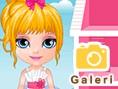 Bedava K?z Oyunlar? Online Baby Hobbies: Doll House, sende hiç mukavvadan ev yapt?nm?? Bu oyu