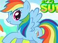 Bedava K?z Oyunlar? Online Pony Super Style, sevimli minik at?m?z?n yeni bir tarza ihtiyac? var, yar