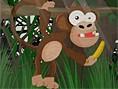 Bedava Zeka Oyunlar? Online Back in the Forest, sevimli maymun ormana geri dönmek istiyor fakat