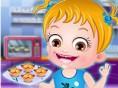 Bedava K?z Oyunlar? Online Baby Hazel Cooking Time, sevimli Hazel bebek ile mutfakta leziz yi?ecekle