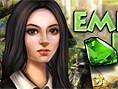 Bedava Zeka Oyunlar? Online Emerald's Path, ormandaki gizemli patikada gizlenmi? olan objeleri b