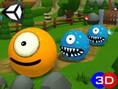 Bedava Macera Oyunlar? Online Blob's Adventure, 3D y?ld?z serüveni oyunumuza ho? geldin! Ka