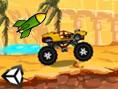 Bedava Yar?? Oyunlar? Online Mad Truck Challenge 2, gergin kamyonet yar??lar? oyunumuzun ikinci b&ou