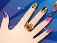 Bedava K?z Oyunlar? Online Princess Nail Salon, prenses gibi harika t?rnaklara sahip olmak istermisi