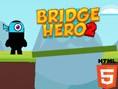 Bedava Beceri Oyunlar? Online Bridge Hero 2, köprü kahraman? ile tüm engelleri a?maya