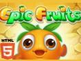 Bedava Macera Oyunlar? Online Epic Fruits, Bu ücretsiz HTML5 Oyununda ?ehrinin duvarlar? sald?r