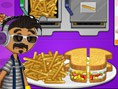 Papa's Cheeseria - verkaufe die leckersten Käsesandwiches! Paps's Cheeseria ist ein