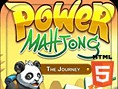 Power Mahjong 2 Accompany the cute panda bear on his adventure through 25 addictive Mahjong levels.