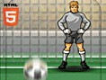 Are you interested in soccer? Then this is your game - Soccertastic means awesome swipe penalty foot