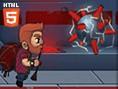 Online Macera Oyunlar? Ücretsiz Orjinal ad? Jetpack Master olan jetpacki ile uçan Jeff P