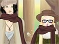 Mori Couple Dress Up