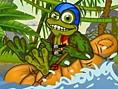 Kurbağa ile Rafting