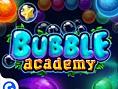 Bedava Birle?tirme Oyunlar? Online Bubble Academy, balon patlatma oyunumuza haz?r m?s?n? O halde faz