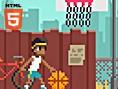Street Ball Star - Kostenlose Basketballspiele auf SpielAffe Werde zur lebenden Streetbasketball-Leg