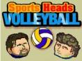 Kickende Köpfe: Volleyball