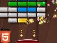 Klassisches Breakout Spiel im winterlichen Design kostenlos spielen Block Buster bringt den Retro-Ch