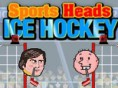 Kickende Köpfe: Eishockey