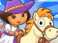 Dora ile Pony Atı