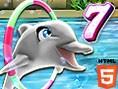 En Yeni Flash Beceri Oyunlar? Online My Dolphin Show 7, yeni bir Yunus Gösterisi oyunumuza daha