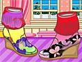 Stiefel im Fransen-Style