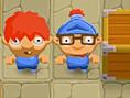 Bedava Zeka Oyunlar? Online Puzzle Tower, labirentteki arkada?lara yard?mc? olmak istermisin? O hald