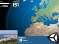 Bedava 3D Oyunlar? Online Globe Master 3D, dünya ?ehirlerini ne kadar iyi biliyorsun? Haydi tes