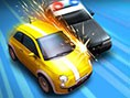 Bedava 3D Oyunlar Online On The Run, harika bir 3d otoban s?yr?lma oyunu olan 'Süper 3D Yar