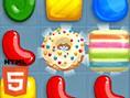 Wo es Highscores und Süßigkeiten regnet - Candy Rain 2 auf SpielAffe Willkommen im Schlaraffenland,