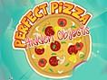Perfekte Pizza Wimmelbild