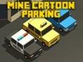 Bedava 3D Oyunlar Online Mine Cartoon Parking, Mine oyunu stilindeki bu park etme oyunumuzda sana bo
