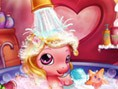 Baby Pony Bath