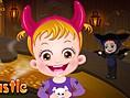 Baby Hazel Halloween- Schloss