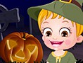 Baby Hazel Halloween- Nacht