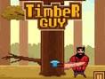 Timber Guy 2 - Kostenlose Geschicklichkeitsspiele spielen Es ist Zeit, Holz zu hacken! Zeige, wie gu